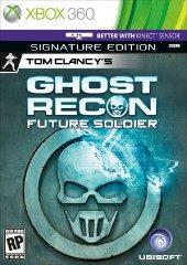 Box shot of Tom Clancy's Ghost Recon: Future Soldier [North America]