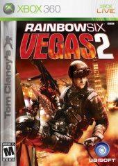 Box shot of Tom Clancy's Rainbow Six Vegas 2 [North America]