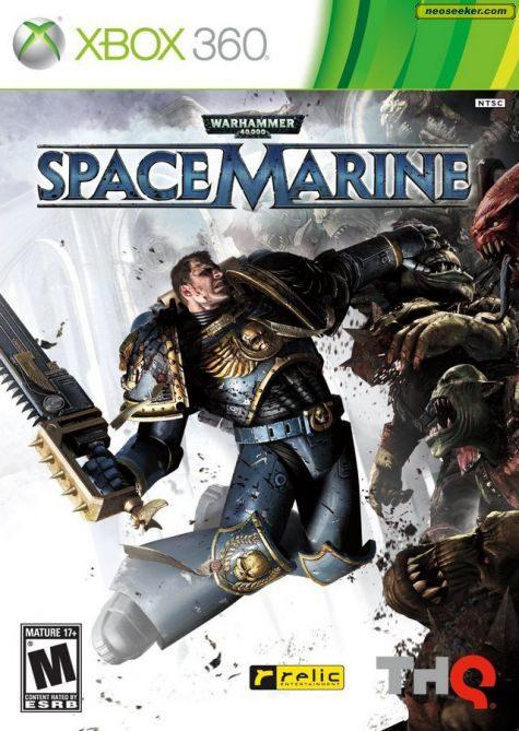 Warhammer 40,000: Space Marine - XBOX360 - NTSC-U (North America)