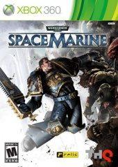 Warhammer 40,000: Space Marine (North America Boxshot)