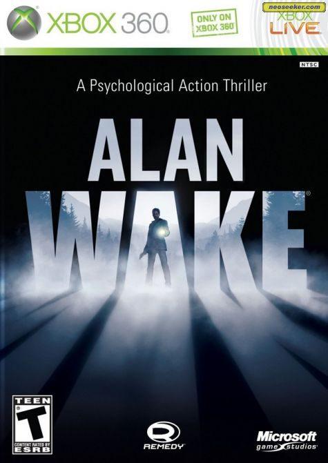 Alan Wake - XBOX360 - NTSC-U (North America)
