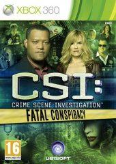 Box shot of CSI: Fatal Conspiracy [Europe]