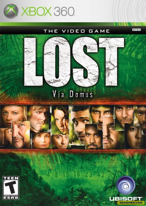 Lost: Via Domus - XBOX360 - NTSC-U (North America)