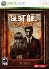 Box shot of Silent Hill: Homecoming [North America]