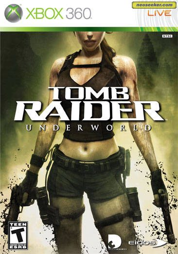 Tomb Raider Underworld - XBOX360 - NTSC-U (North America)