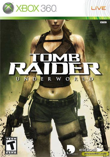 Tomb Raider Underworld - XBOX360 - NTSC-U (North America)