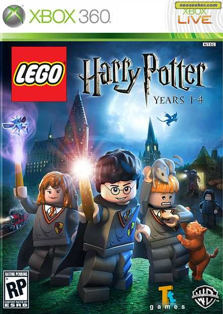 LEGO Harry Potter: Years 1-4 - XBOX360 - NTSC-U (North America)