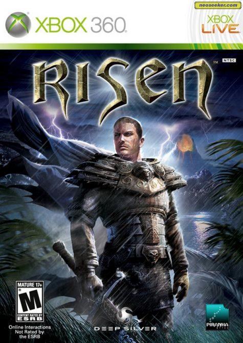 Risen - XBOX360 - NTSC-U (North America)