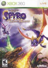 Box shot of The Legend of Spyro: Dawn of the Dragon [North America]