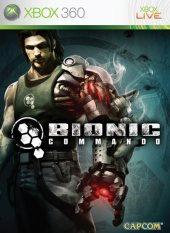 Box shot of Bionic Commando [North America]