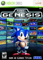 Box shot of Sonic's Ultimate Genesis Collection [North Ameri