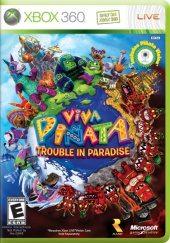 Box shot of Viva Piñata: Trouble in Paradise [North America]
