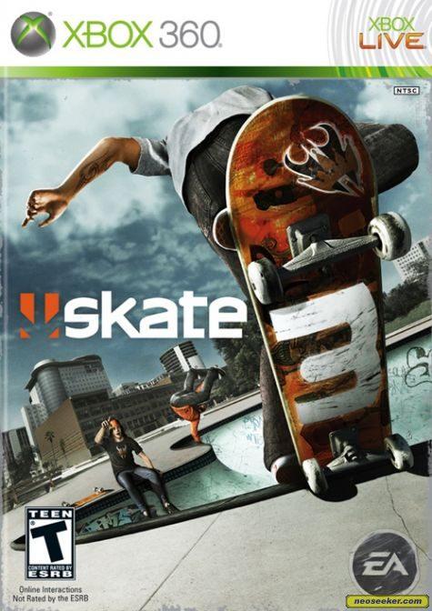 Skate 3 - XBOX360 - NTSC-U (North America)
