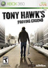 Box shot of Tony Hawk's Proving Ground [North America]