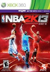 Box shot of NBA 2K13 [North America]