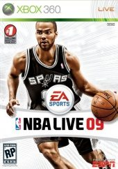 Box shot of NBA Live 09 All-Play [North America]