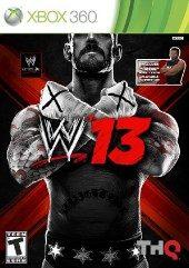 Box shot of WWE '13 [North America]