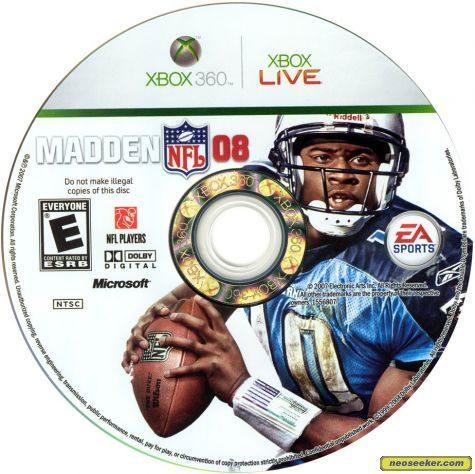 Madden NFL 08 - XBOX360 - NTSC-U (North America)