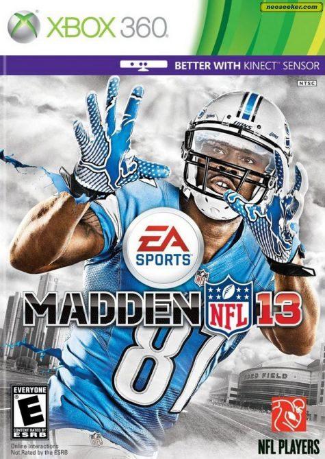 Madden NFL 13 - XBOX360 - NTSC-U (North America)