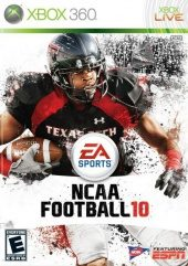 Box shot of NCAA Football 10 [North America]