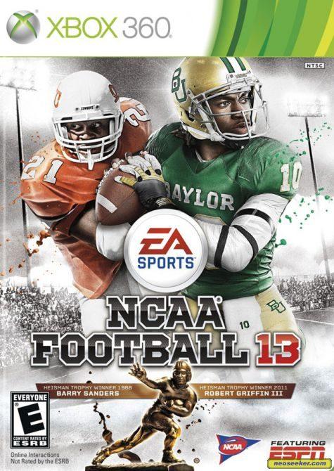 NCAA Football 13 - XBOX360 - NTSC-U (North America)