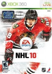 NHL 10  (North America Boxshot)
