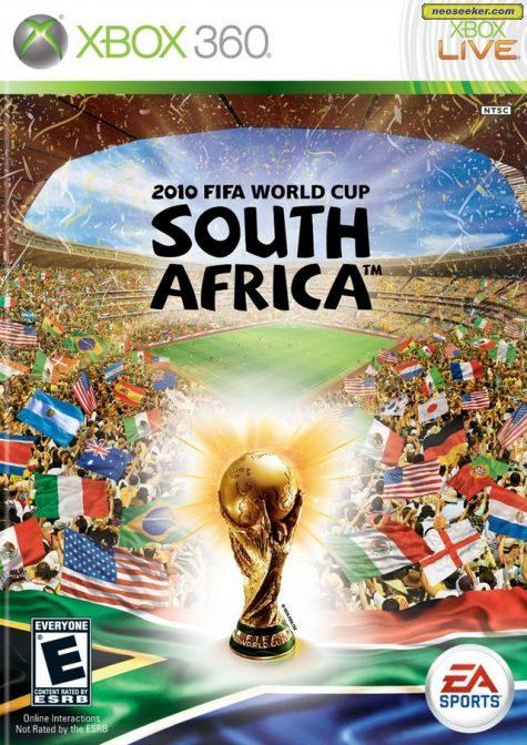 2010 FIFA World Cup South Africa - XBOX360 - NTSC-U (North America)
