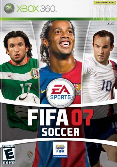 FIFA Soccer 07 - XBOX360 - NTSC-U (North America)