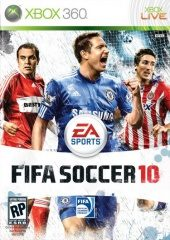 Box shot of FIFA Soccer 10 [North America]