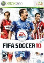 Box shot of FIFA Soccer 10 [North America]