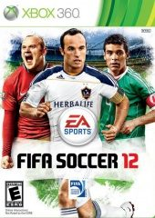 Box shot of FIFA Soccer 12 [North America]