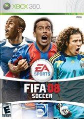Box shot of FIFA Soccer 08 [North America]