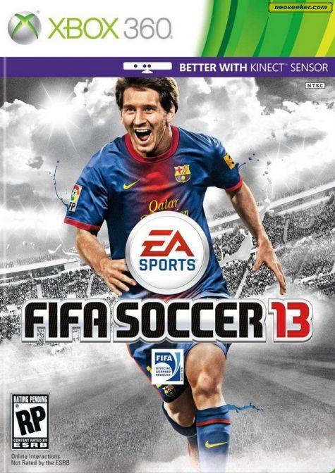 FIFA Soccer 13 - XBOX360 - NTSC-U (North America)