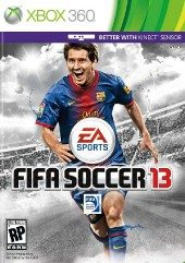 Box shot of FIFA Soccer 13 [North America]