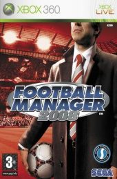 Box shot of Football Manager 2008 [Europe]