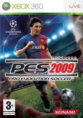 Box shot of Pro Evolution Soccer 2009 [Europe]