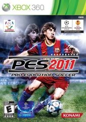 Box shot of Pro Evolution Soccer 2011 [North America]