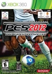 Pro Evolution Soccer 2012 NTSC-U (North America) front boxshot