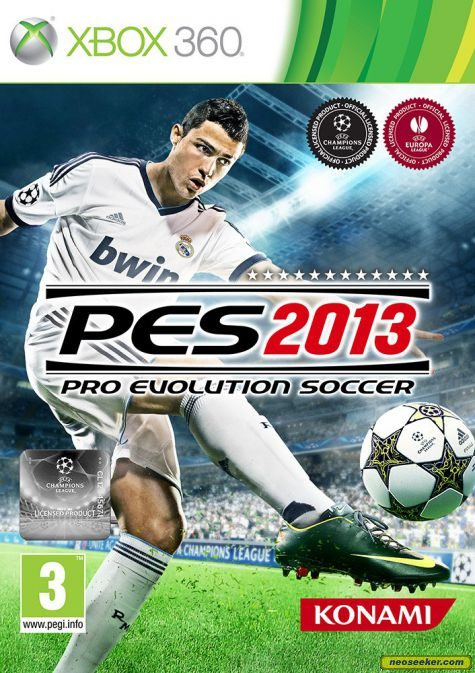 Pro Evolution Soccer 2013 - XBOX360 - PAL (Europe)