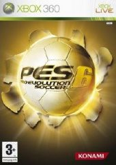 Box shot of Winning Eleven: Pro Evolution Soccer 2007 [Europe]