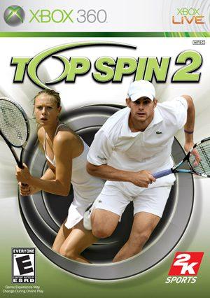 Top Spin 2 - XBOX360 - NTSC-U (North America)