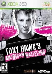 Box shot of Tony Hawk's American Wasteland [North America]