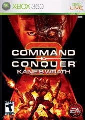 Box shot of Command & Conquer 3: Kane's Wrath [North America]