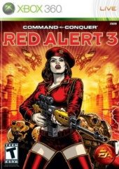 Box shot of Command & Conquer: Red Alert 3 [North America]