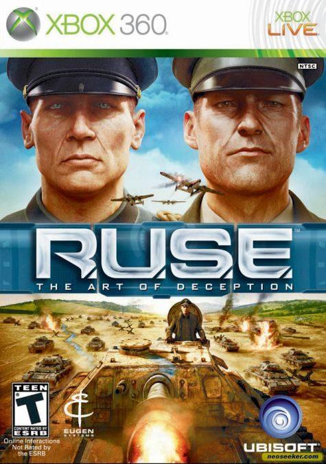 R.U.S.E. - XBOX360 - NTSC-U (North America)
