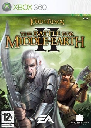The Lord of the Rings: The Battle for Middle-Earth II - XBOX360 - PAL (Europe)
