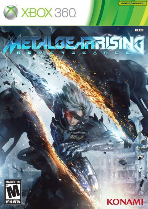 Metal Gear Rising: Revengeance - XBOX360 - NTSC-U (North America)