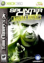 Box shot of Tom Clancy's Splinter Cell: Double Agent [North America]