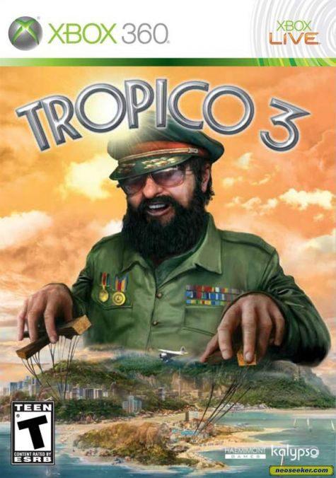 Tropico 3 - XBOX360 - NTSC-U (North America)