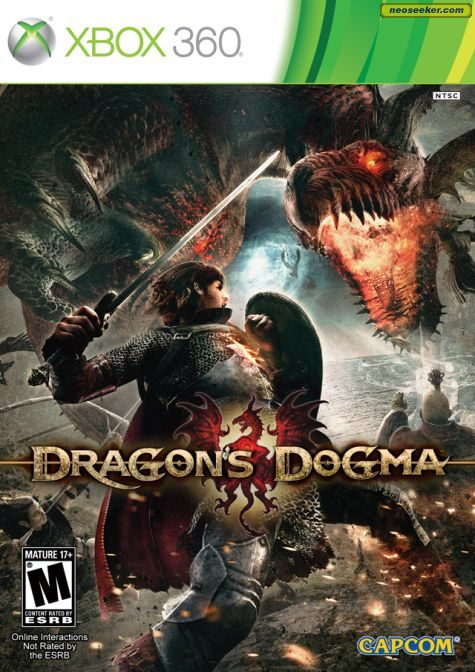 Dragon's Dogma - XBOX360 - NTSC-U (North America)